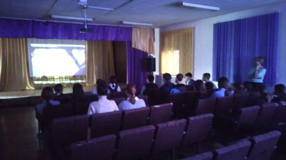 Новая встреча «Общего Дела» с учениками школы №2 г.Родники Ивановской области