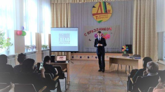Очередной семинар прошел в Шербакульском муниципальном районе Омской области