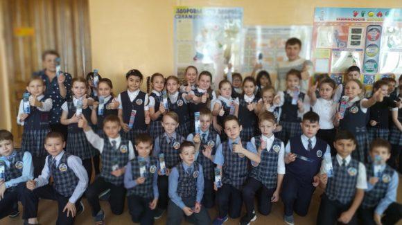 Лекция по профилактике курения в средней школе №1 г. Чистополя