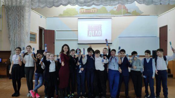 Лекции по профилактике употребления алкоголя в средней школе №98 г. Казани
