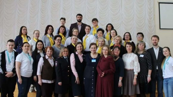 Отчёт СРОО «Общее дело» за февраль 2020 г.