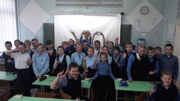 Пять встреч с ребятами школы №2 г.Великий Устюг
