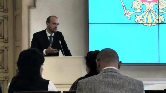 «Общее Дело» на общем заседании Общественного совета при Уполномоченном по правам ребенка при президенте РФ
