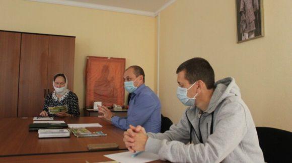 Ивановское отделение ОД приняло участие в круглом столе на тему профилактики алкоголизма и табакокурения