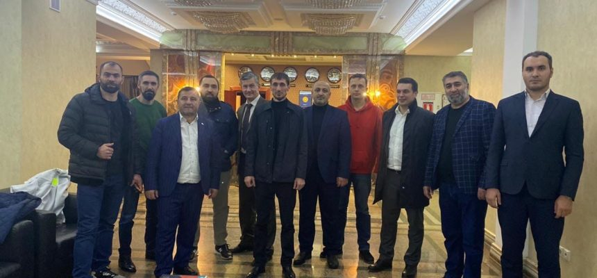 Антинаркотический форум с участием федеральных экспертов в Ингушетии