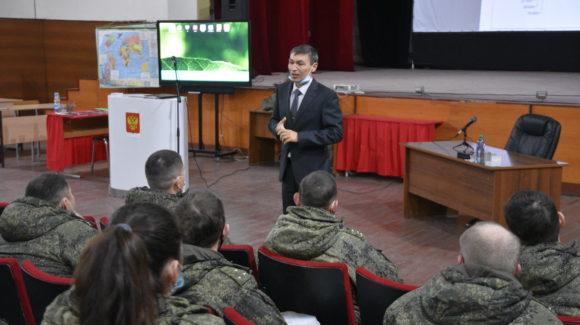 Профилактическое занятие в г.Аниве Сахалинской области