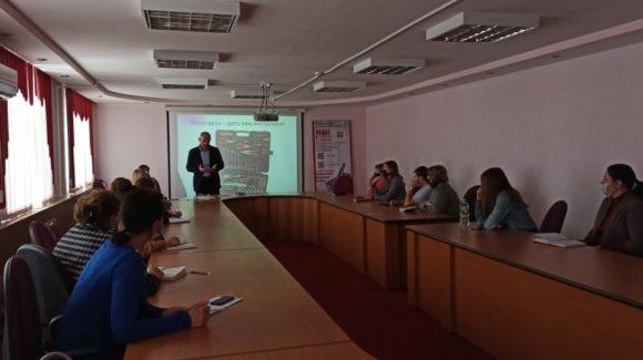 На базе Каменского техникума строительства и автосервиса прошел семинар с преподавателями образовательных организаций города