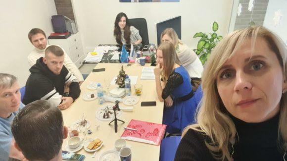 Прошло собрание добровольцев московского отделения «Общего Дела»