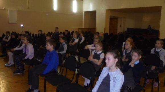 Общее дело на встречах с ребятами 4-х классов школы 85 г.Ижевска