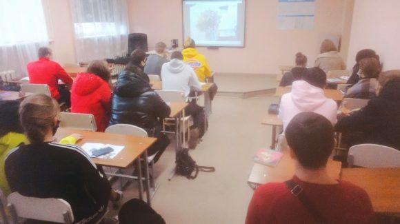 «Общее Дело» в Волгоградском профессиональном техникуме кадровых ресурсов