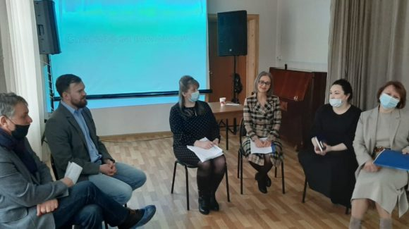 Благодарственное письмо от департамента по труду и социальной защите населения Костромской области