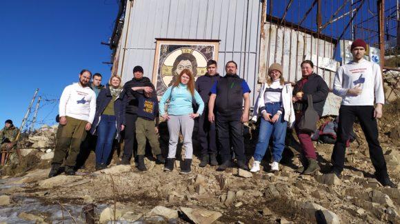 Трезвая и Здоровая встреча Нового года активистами Ставропольского отделения «Общего Дела»