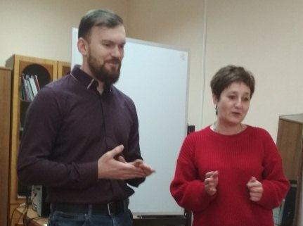 Обучающие семинары в рамках программы «Здоровая Россия — Общее Дело» от активистов костромского отделения