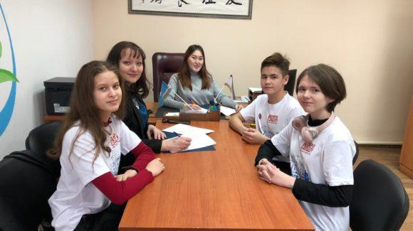 Подписано соглашение о сотрудничестве «Общего Дела» и Управления молодежи и семейной политики г.Якутска