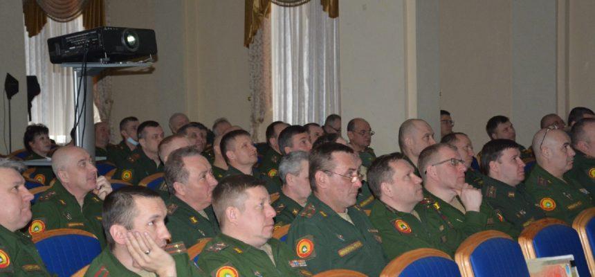 «Общее Дело» на Дне профессионально-должностной подготовки в Екатеринбургском Суворовском военном училище
