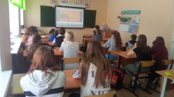 «Общее Дело» на Дне профилактики в Шелтозерской школе республики Карелия
