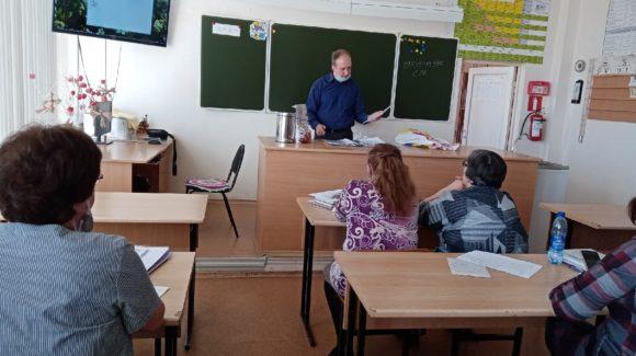 Мероприятия «Общего Дела» для классных руководителей Шуйской школы №1 и ребят школьного лагеря