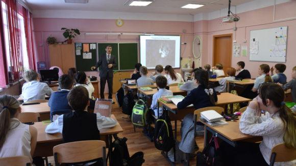 Занятие по профилактике употребления табака в школе №26 Южно-Сахалинска