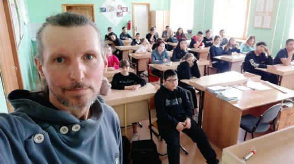 «Общее Дело» в школе села Хилково Самарской области