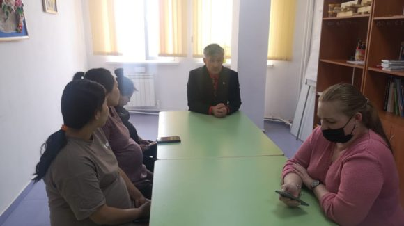 «Общее Дело» в Центре помощи семьям «Тэрчи» в г.Якутске