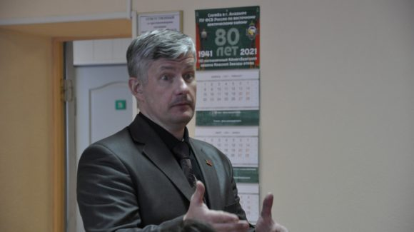 Профилактические мероприятия «Общего Дела» для старших офицеров ФСБ