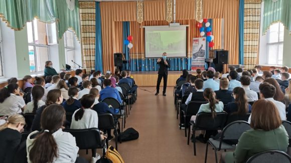 Три профилактических мероприятия «Общего Дела» в школах Альметьевска