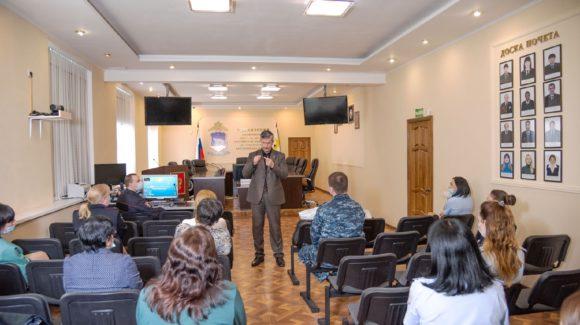 Мероприятия «Общего Дела» для сотрудников Управления МВД России по Чукотскому автономному округу
