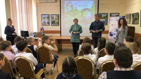 Профилактические мероприятия в городской библиотеке Дзержинского Московской области