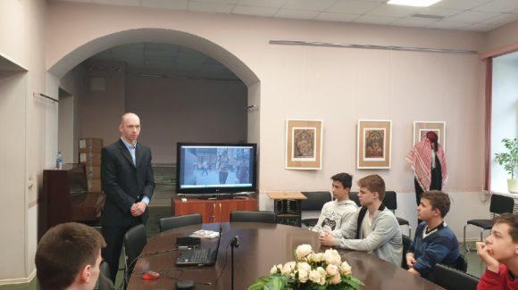Профилактическое мероприятие «Общего Дела» в Ивановском доме национальностей