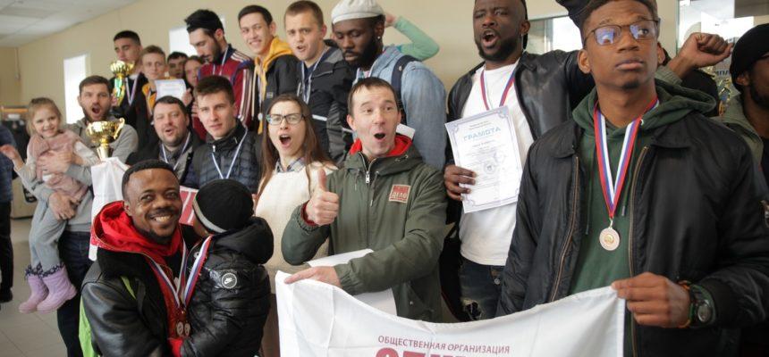 Ленинградское отделение «Общего Дела» приняло участие в организации традиционного турнира «Кубок трезвых наций»