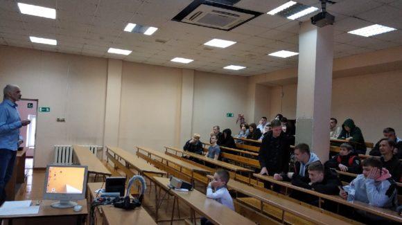Продолжение профилактической работы в Тольяттинском Политехническом Колледже