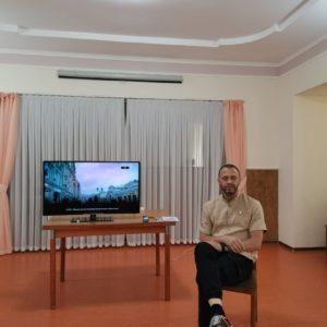 Профилактическое занятие в МКУ «Управление по делам детей и молодежи» г.Альметьевска