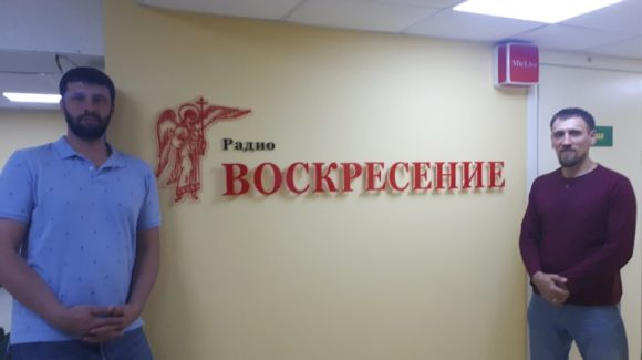 «Общее Дело» на православном радио «Воскресенье» г.Екатеринбурга