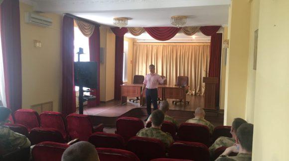Мероприятия «Общего Дела» в ОДОН им.Ф.Э.Дзержинского