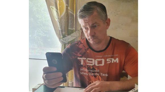 Профилактическое онлайн-мероприятие по приглашению Одинцовского молодежного центра