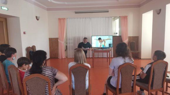 Профилактическое мероприятие по инициативе центра психолого-педагогической помощи детям «Нур» в Алметьевске