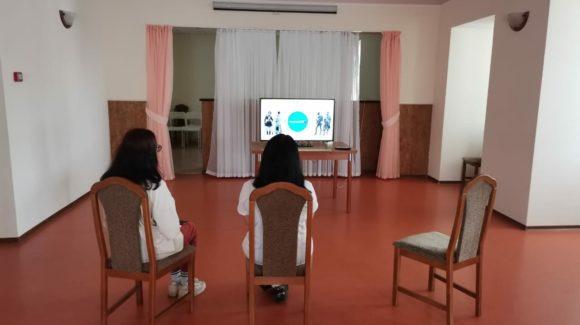 Интерактивное профилактическое занятие по линии КДН в Альметьевске
