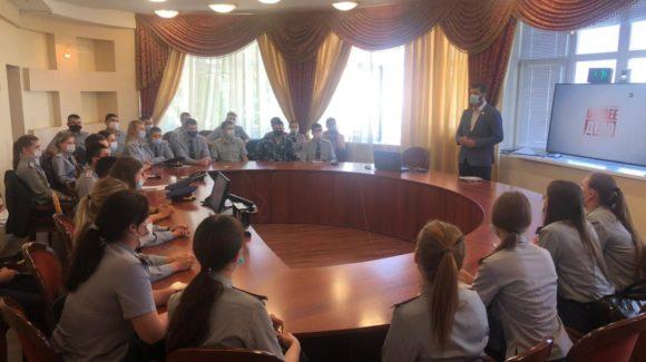 «Общее Дело» на Слёте выпускников ведомственных ВУЗов ФСИН России