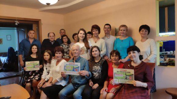 Встреча представителей трезвых сил Чувашии с активистами «Общего Дела» из Казани