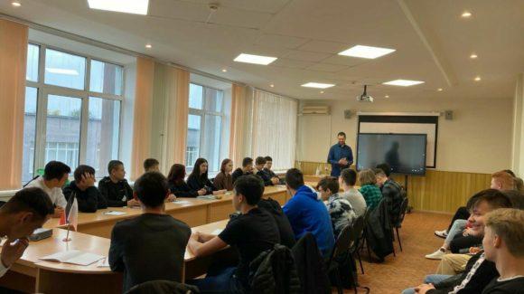 Серия профилактических занятий в Казанском автотранспортном техникуме
