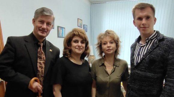«Общее Дело» в Центре психолого-педагогической реабилитации, коррекции и образования «Ариадна» г.Люберцы