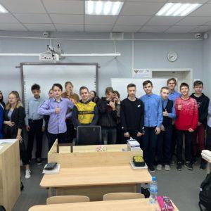 Семь уроков «Общего Дела» в Великоустюгской школе №4