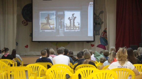 «Общее Дело» в Детском оздоровительном лагере Еланчике