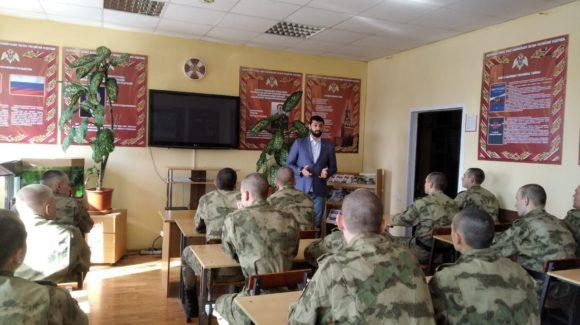 Уральский округ Войск национальной гвардии и Здоровьесбережение